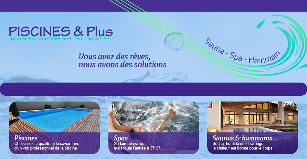 Un sauna à domicile, c'est possible ! - Piscines, spas, saunas, hammams